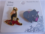 Disney Trading Pin 128456 Loungefly - Kuzco And Yzma