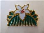 Disney Trading Pins  128457 Loungefly - Mulan Hair Comb