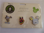 Disney Trading Pin 128506 DS - Mickey Mouse Memories - June - Set