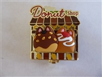 Disney Trading Pin 128622 Disney Donut Shop - Pin of the Month - Chip and Dale