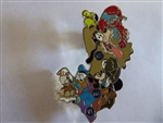 Disney Trading Pin 128660 American Adventure - Vermont/New Hampshire/Maine