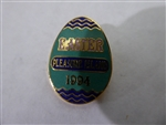 Disney Trading Pin 12867 Pleasure Island WDW Resort - CM 1994 Easter Pin