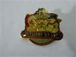 Disney Trading Pin 12869 Pleasure Island WDW Resort - CM 1994 Christmas