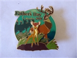 Disney Trading Pins 128821 WDI - Father's Day - Bambi