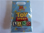 Disney Trading Pin 128830 Loungefly - Toy Story Land Grand Opening - Logo