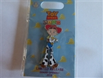 Disney Trading Pin 128833 Loungefly - Toy Story Land Grand Opening - Jessie