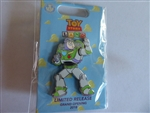 Disney Trading Pin  128834 Loungefly - Toy Story Land Grand Opening - Buzz Lightyear