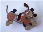 Disney Trading Pin 128836 Loungefly - Toy Story Land Grand Opening - Slinky
