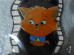 Disney Trading Pin  128923 DSSH - Big Head Kitties - Toulouse - Surprise
