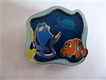 Disney Trading Pin 128961 DLR - Under the Sea Bi-Monthly Collection: Finding Nemo