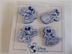 Disney Trading Pin 129182 DVC - Mickey Vacation Booster Set