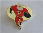 Disney Trading Pin 129242 Incredibles 2 Booster Set - Mr. Incredible ONLY