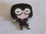 Disney Trading Pin 129347 Loungefly - Incredibles 2 Edna Mode 2 pin Set - Edna Cutout Only