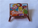 Disney Trading Pin 129541 DLR - Channel 28 Limited Edition Mystery Pin Collection – TV Tale Spin