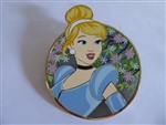 Disney Trading Pins 129666 ACME/HotArt -Golden magic - Princess Profiles - Cinderella