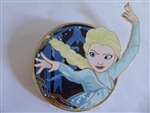 Disney Trading Pins 129670 ACME/HotArt - Golden Magic - Princess Profiles - Elsa