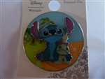 Disney Trading Pin  129700 Loungefly - Stitch and Scrump at the Beach