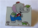 Disney Trading Pin 129724 WDW - Animation Celebration 2018 Event - Mystery CHASER - Elmer the Elephant