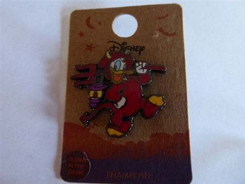5536898ca48 Disney Trading Pin 129782 Loungefly - Halloween Devil Donald Duck