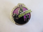 Disney Trading Pin 129942 WDW - Twilight Zone Tower of Terror - Mickey and Goofy