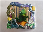 Disney Trading Pin   129944 DS - August 2018 Park Pack - Tangled Frame - Version 2