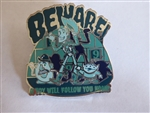 Disney Trading Pin 129948 Toy Story - Beware! A Toy Will Follow You Home