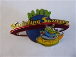 Disney Trading Pin 129954 WDW - Toy Story Land - Swirling Saucers