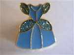 Disney Trading Pin 130001 Loungefly - Princess Dress - Cinderella
