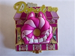 Disney Trading Pin  130023 Donut Shop - Pin of the Month - Cheshire Cat