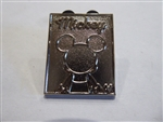 Disney Trading Pins  130039 DLR - Hidden Mickey 2018 - Got Your Back - Mickey Chaser