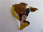 Disney Trading Pin  130102 ACME/HotArt - Magic Carpet Ride - Beauty and the Beast