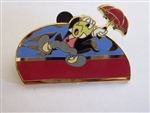 Disney Trading Pin 130104 ACME/HotArt - Magic Carpet Ride - Jiminy Cricket