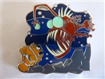 Disney Trading Pin 130167 Finding Nemo Celebrating 15 Years – Nemo and the Angler Fish