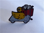 Disney Trading Pins 130232 Loungefly - Nightmare Before Christmas - Scary Duckling