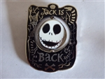 Disney Trading Pin  130251 Nightmare Before Christmas - Jack Is Back Spinner