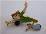Disney Trading Pin 130252 Acme/Hotart - Magic Carpet Ride Peter Pan