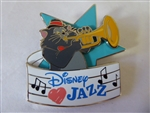 Disney Trading Pin  130384 DLP - Disney Loves Jazz - Scat Cat