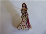Disney Trading Pin 130434 DS - Disney Princess Designer Couture - Belle
