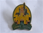 Disney Trading Pin  13049 Disney Gallery - Sleeping Beauty Castle