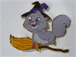Disney Trading Pin 130495 DSSH - Cats on Brooms - Halloween Yzma