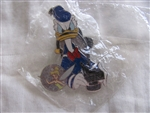 Disney Trading Pin 13052: Share the Magic Pin Series #4 (Donald & Tinker Bell)