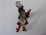 Disney Trading Pin 130573 Captain Hook - Villains Starter Set