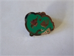 Disney Trading Pin 130621 DLR - Hidden Mickey 2018 - Princess Profile Silhouettes - Ariel