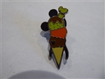Disney Trading Pins  130627 DLR/WDW - Hidden Mickey 2018 - Frozen Treats - Goofy