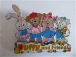 Disney Trading Pins 130699 SDR - Duffy and Friends Group