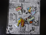 Disney Trading Pin 130823 Mickey and Friends Comic Book Booster Set