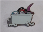 Disney Trading Pin 130867 Nightmare Before Christmas 4 Pin Set - Lock, Shock and Barrel Only