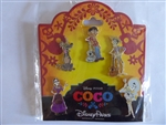 Disney Trading Pins 130942 Coco Booster Set