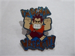 Disney Trading Pin 130984 Wreck It Ralph 2 - I'm Gonna Wreck It!