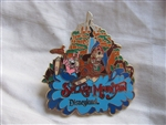 Disney Trading Pin 13107: DLR - Splash Mountain (Brer Rabbit & Friends)